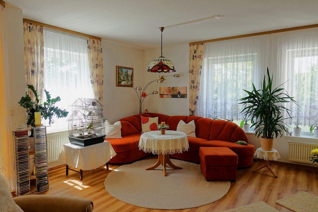 Seniorenwohnanlage Burg - Große Wohnung
